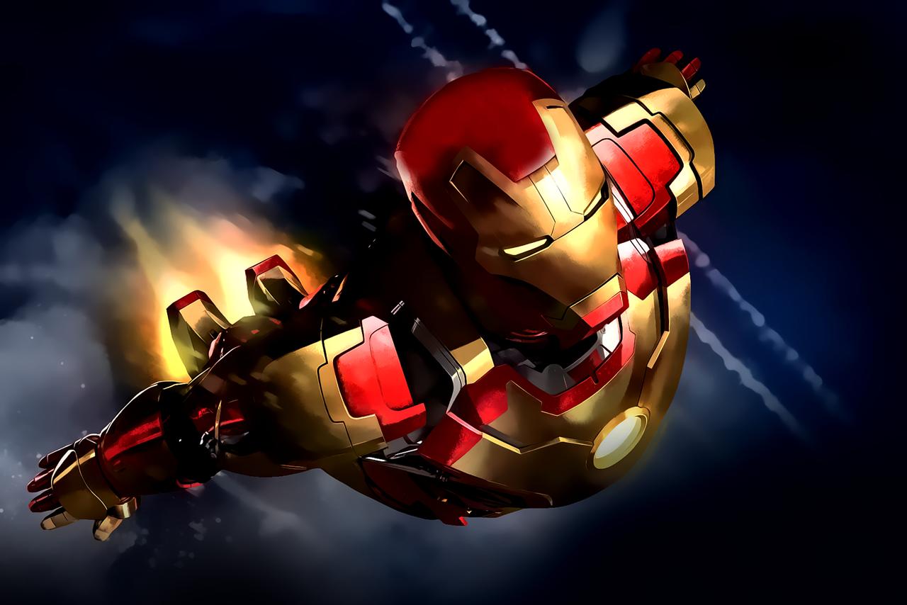 ironman 3kingwicked on deviantart