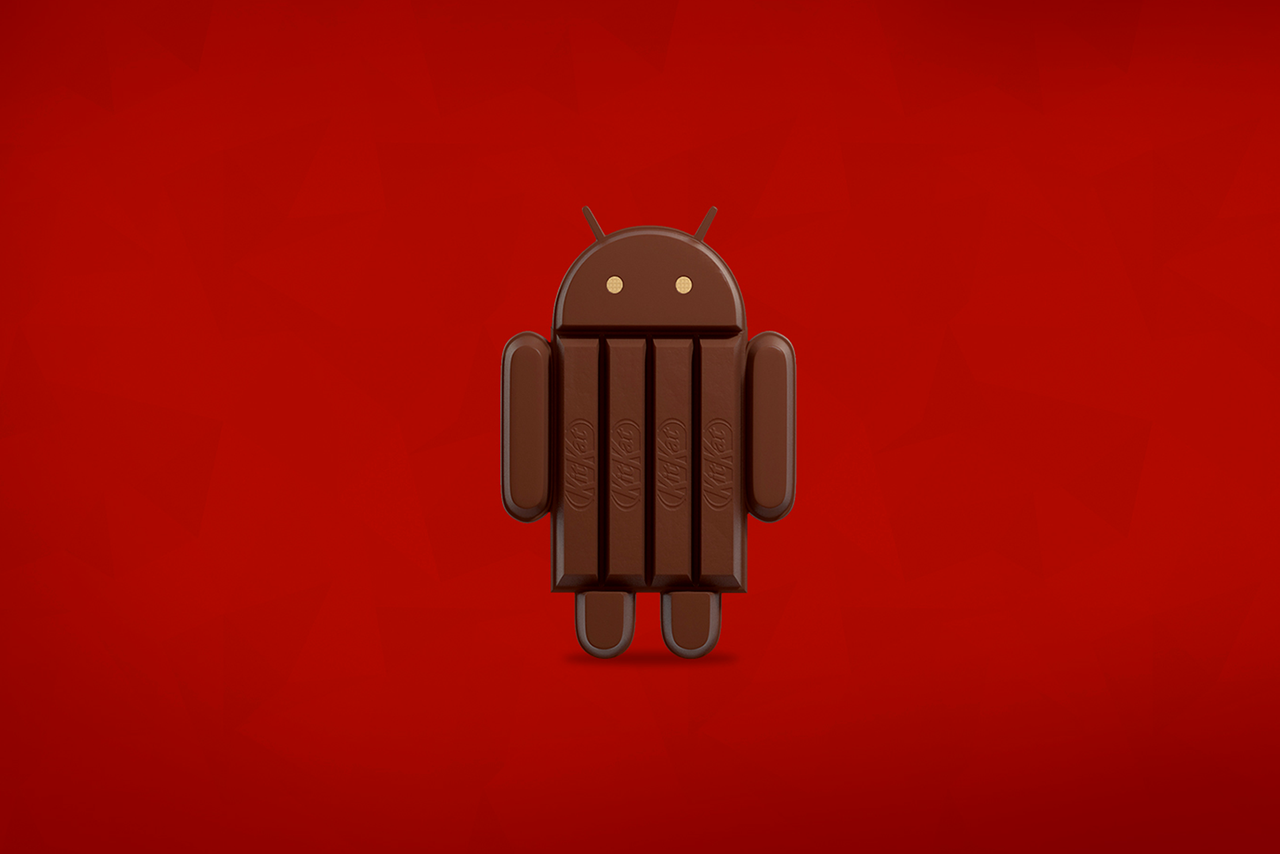 how to change font style in android kitkat