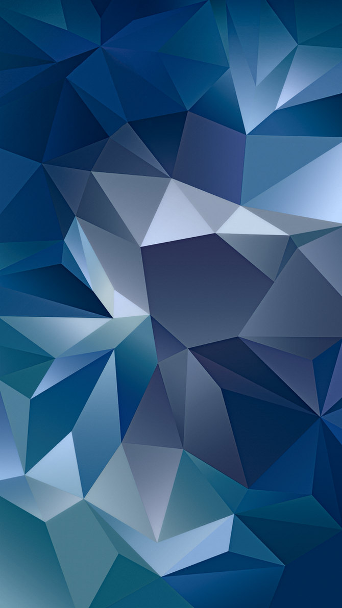 Galaxy S5 Stock Wallpaper HD Variation 1 By Kingwicked