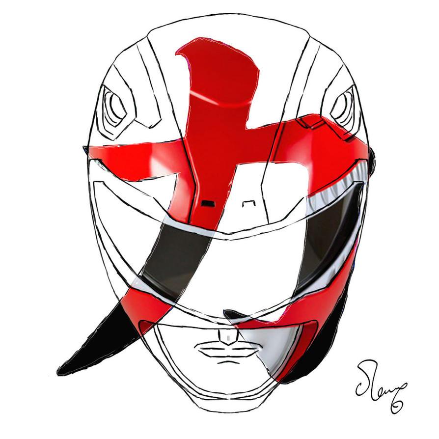 Power Ranger Tattoo Idea by OhAlAmin