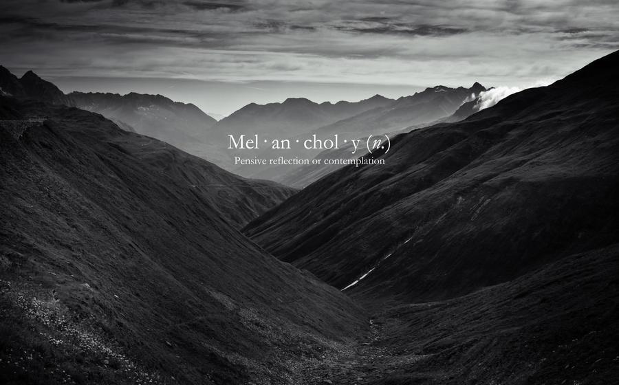 Melancholy by vtemuedra
