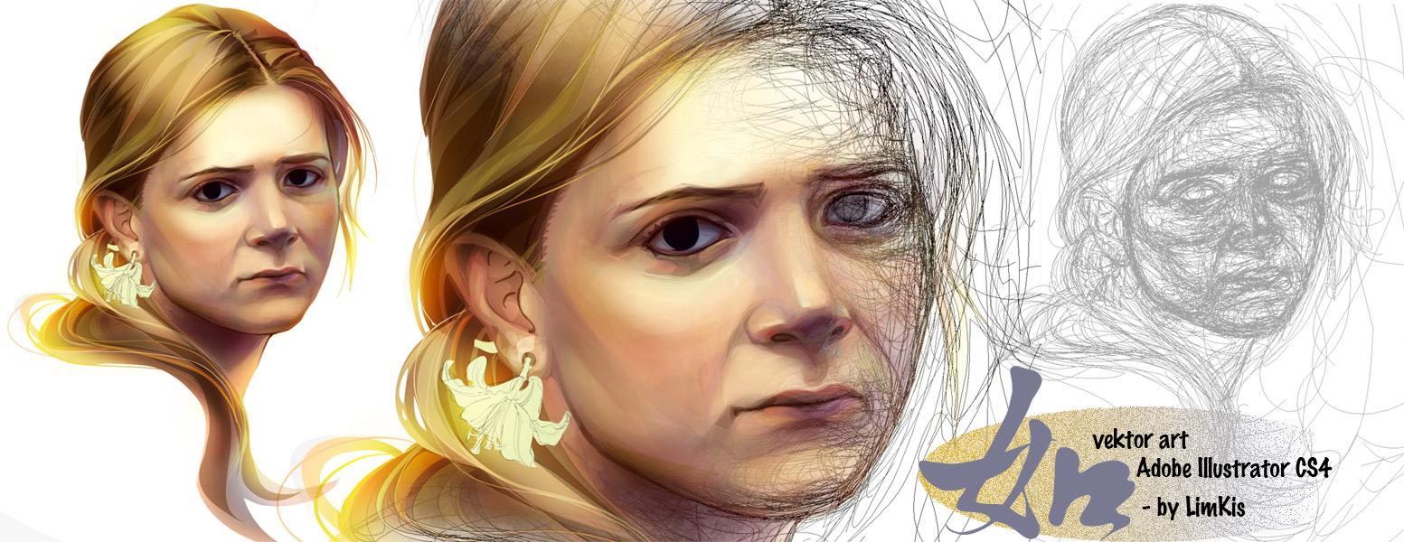 Portraits Mout 00 by LimKis