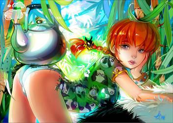 Ranma 1/2 by LimKis