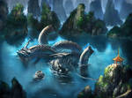 Dragons game graphics