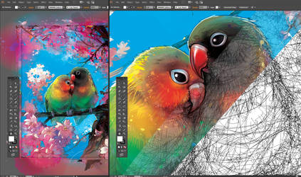 Lovebird by LimKis