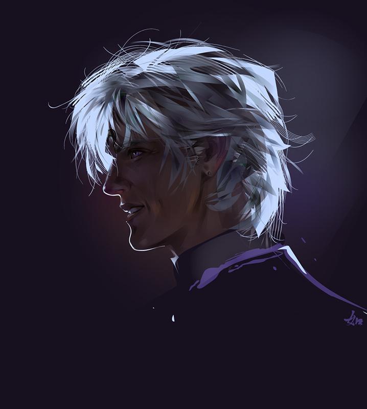 Prince Diamond by LimKis