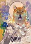 Man's best friend.  Japan. 5000 yen