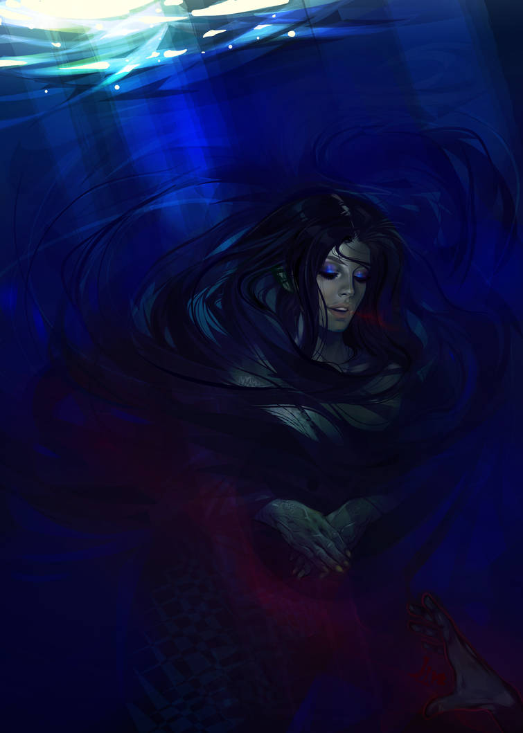 Mer-May-Gone by LimKis