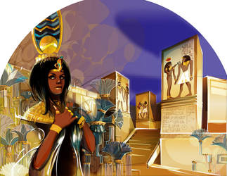 Egypt by LimKis