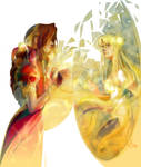 Aerith and Sailormoon