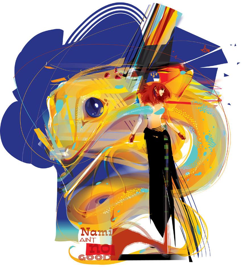 Nami by LimKis