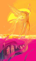 gold fish - grant a wish