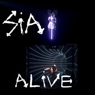 Sia - Alive (Live at The X-Factor UK) by SiaIsActing on