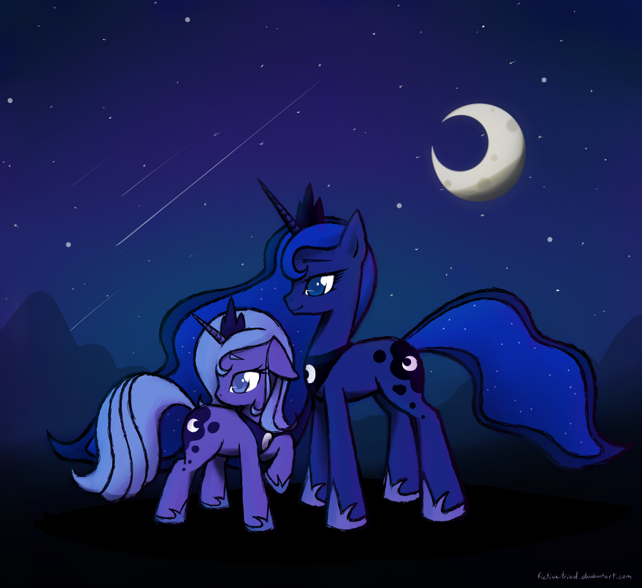 Luna Luna by FictiveTriad