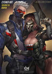 SOLDIER:76 AND REAPER