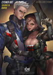 SOLDIER:76 AND REAPER2.0