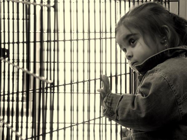 Iranian Refugee girl, Istanbul by corneredkiwi
