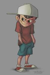 Bully Boy by TcheloZ