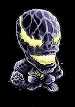 Chibi venom 2 spiderman 3. Dos by andyDhk