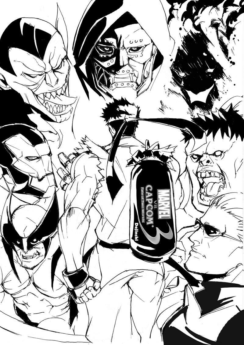 The Capcom blog finally gave us a taste of what Chun Li will look like in ...
