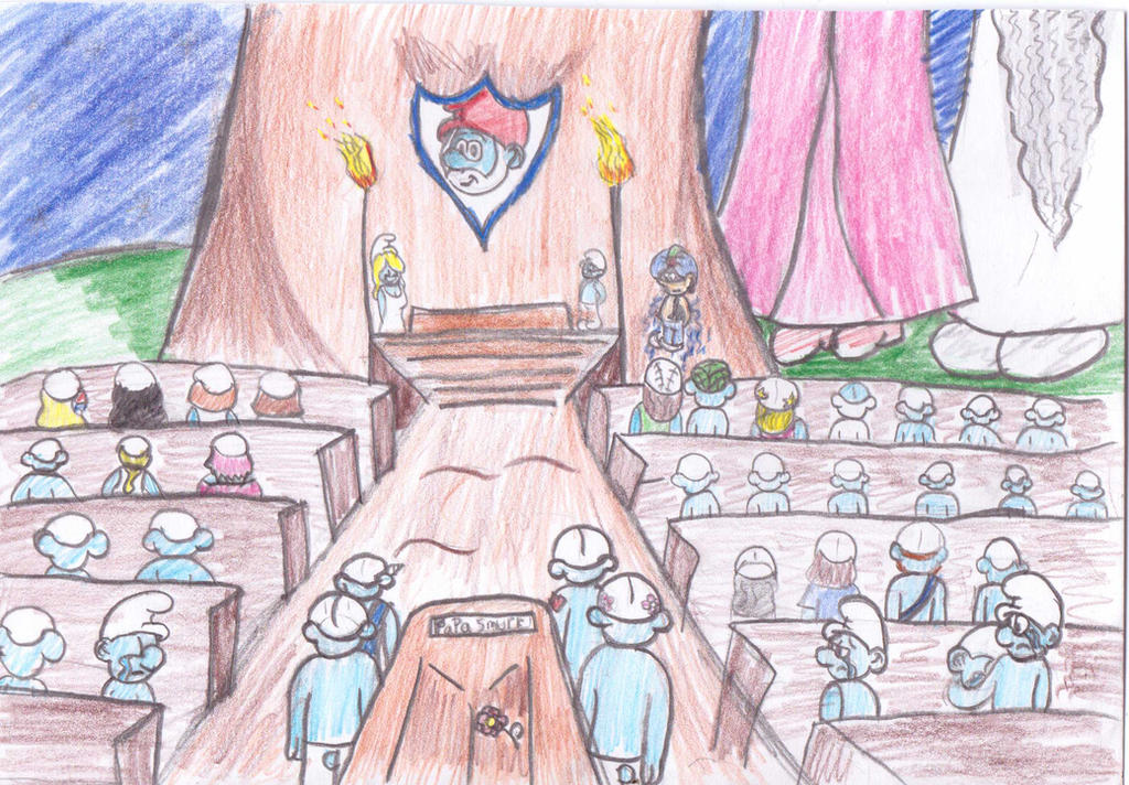 Image - Funeral For Squeaky.jpg   Smurfs Wiki   Fandom powered by ...