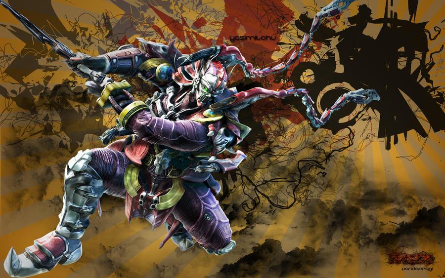 Yoshimitsu Tekken 6 Wallpaper Photo Collection Yoshi...