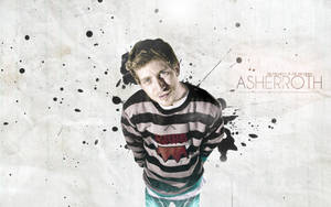 Asher Roth Wallpaper by playmaker7