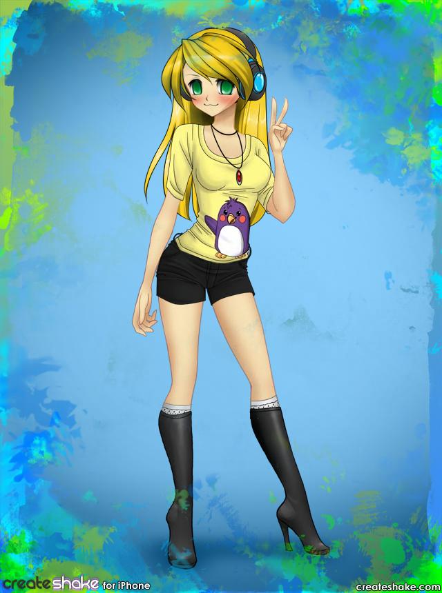 TG: Alyss by Cora-Chan5