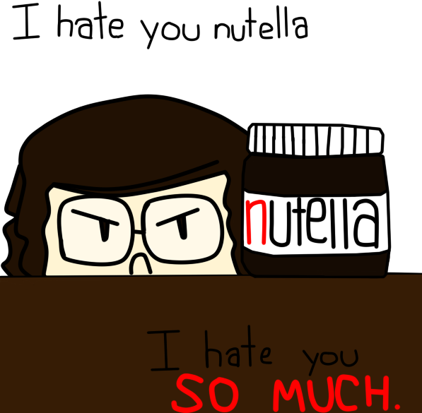 Nutella by Cora-Chan5