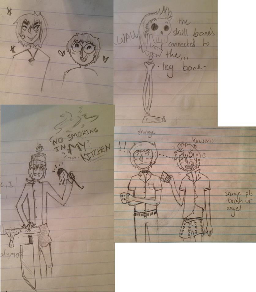 why are these all in my biology notebook.jpg by Cora-Chan5