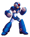 Megaman X Capcom vs SNK 3