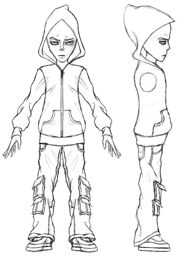 Alien Model References by Corvalian