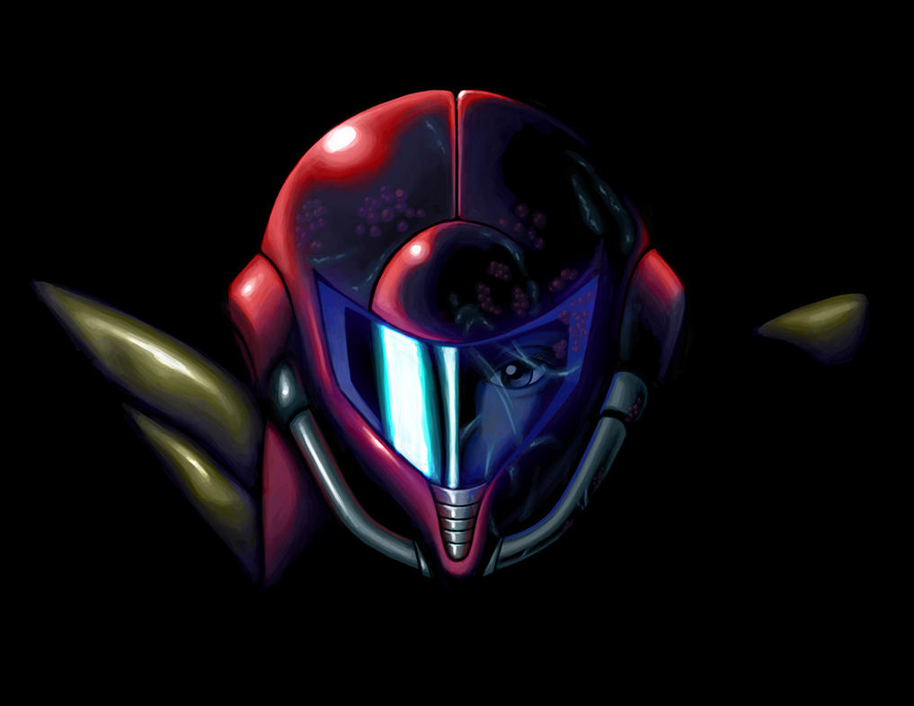 Super Metroid Study by Corvalian