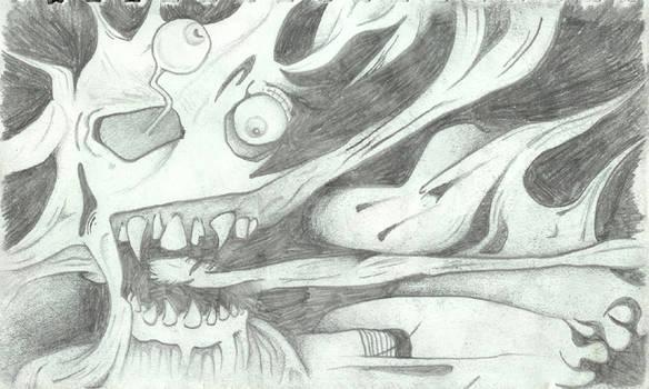 Vortex Demon