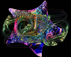 fractal 01 by lumination