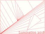 Retro Vector Cyberspace Picture by lumination