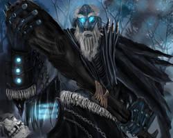 Frost Giant by OPixeldude