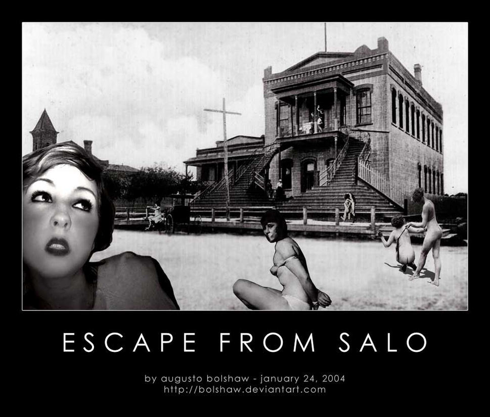 Escape From Salo by bolshaw
