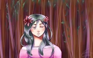 Flower Gorl