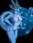 Bluedrac Partial