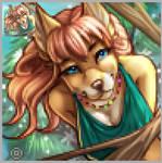 Foxie Portrait