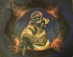 Burning Courage Commission
