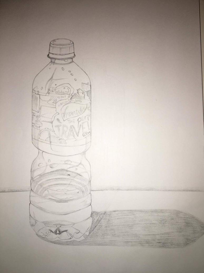 Water Bottle by Goodest-Boy