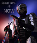 Your Time is Now, ROBOCOP