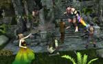 Battle at the Ogre Ruins
