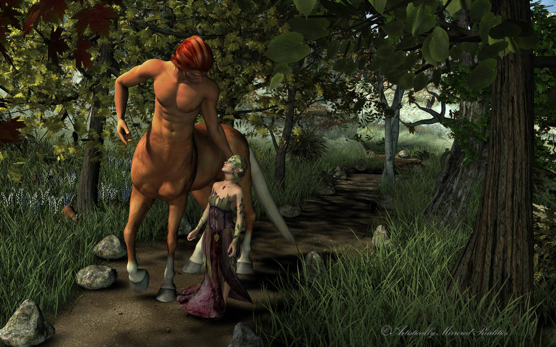 Walking with Fae