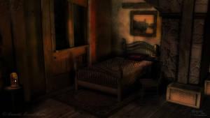 Village Bedroom DS Glamor