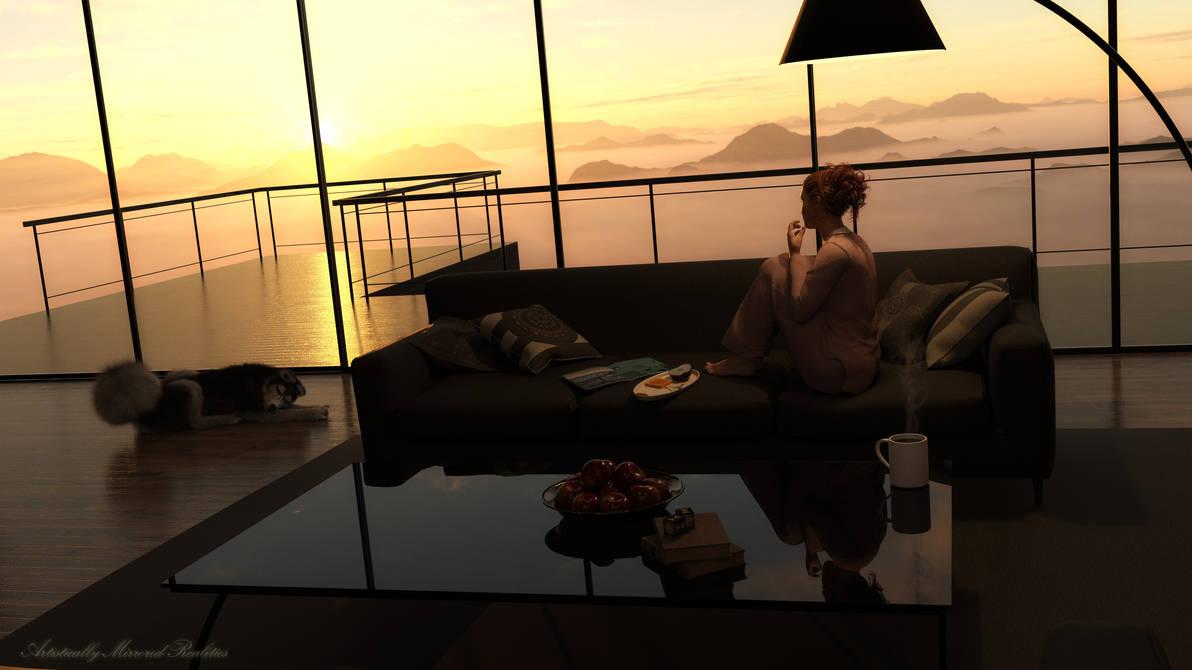 Morning Sunshine by AdamTLS