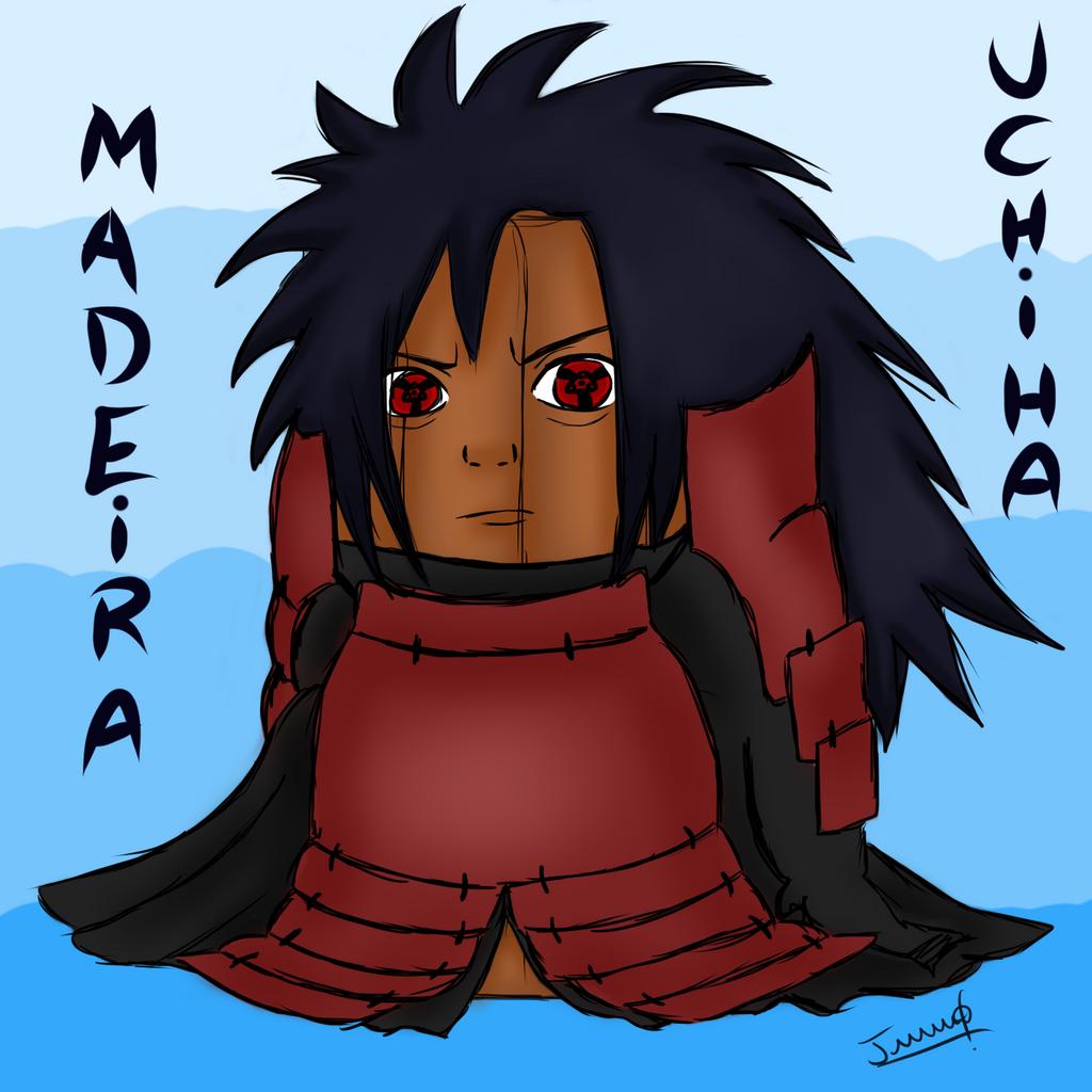 Madeira Uchiha by TiaJeh