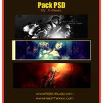 Pack PSD 1